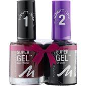 Manhattan - Nägel - Duo Pack