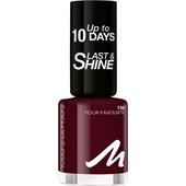 Manhattan - Paznokcie - Last & Shine Nail Polish