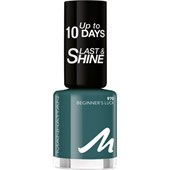 Manhattan - Nagels - Last & Shine Nail Polish