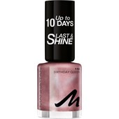 Manhattan - Unhas - Last & Shine Nail Polish