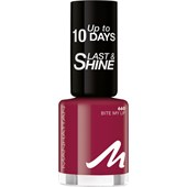 Manhattan - Nails - Last & Shine Nail Polish