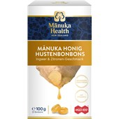 Manuka Health - Manuka Honey - Ginger-Lemon MGO 400+ Lozenges Manuka Honey