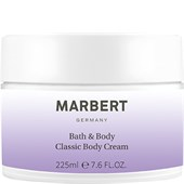 Marbert - Bath & Body - Intensive Cream