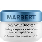 Marbert - Moisturizing Care - 24h AquaBooster Moisturising Gel Cream Oily