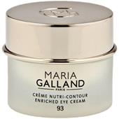 Maria Galland - Augen/Halspflege - 93 Crème Nutri-Contour