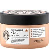 Maria Nila - Head & Hair Heal - Masque