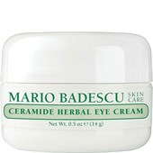 Mario Badescu - Augenpflege - Ceramide Herbal Eye Cream