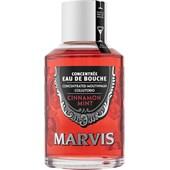 Marvis - Zahnpflege - Eau de Bouche Concentrated Mouthwash Cinnamon Mint