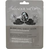 Masque Me Up - Gesichtspflege - Bubbeling Sheet Mask