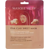 Masque Me Up - Gesichtspflege - Clay Sheet Mask