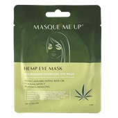 Masque Me Up - Facial care - Hemp Eye Mask Green