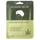 Masque Me Up - Gesichtspflege - Hemp Hair Steam Mask Green