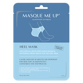 Masque Me Up - Körperpflege - Heel Mask Blue