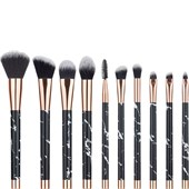 Mavior Beauty - Accessories - Marble & Sparkle Essential Brush Set