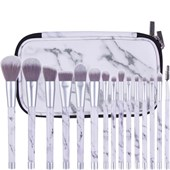 Mavior Beauty - Accessories - Marble & Sparkle Professional Brush Set