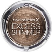 Max Factor - Augen - Excess Shimmer Eyeshadow