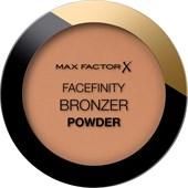 Max Factor - Twarz - Facefinity Bronzer