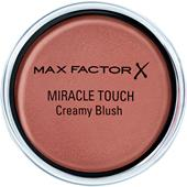 Max Factor - Viso - Miracle Touch Creamy Blush