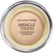 Max Factor - Ansigt - Miracle Touch Foundation