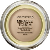 Max Factor - Face - Miracle Touch Skin Perfecting Foundation SPF 30
