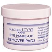 Maybelline New York - Delineador de ojos - Eye Make-Up Remover Pads