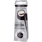 Maybelline New York - Eyeliner - Lasting Drama 24H Gel Eyeliner Black