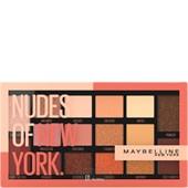 Maybelline New York - Lidschatten - Nudes Of New York Palette