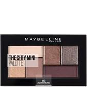 Maybelline New York - Eye Shadow - The City Mini Palette