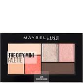 Maybelline New York - Sombra de olhos - The City Mini Palette