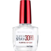 Maybelline New York - Nail care - Super Stay 3D Gel Effect Plumping Top Coat