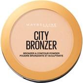 Maybelline New York - Puder - City Bronzer Bronzer & Contour Powder