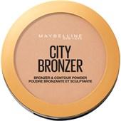 Maybelline New York - Poudre - City Bronzer Bronzer & Contour Powder