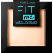Maybelline New York - Puder - Fit Me! Matte + Poreless Puder