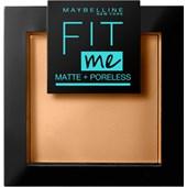 Maybelline New York - Polvos - Fit Me! Matte + Poreless Puder