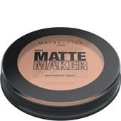 Maybelline New York - Powder - Matte Maker Powder