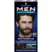 Men Perfect - Coloration - Colorazione barba 80 Castano nero naturale