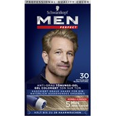 Men Perfect - Coloration - Natur Mittelblond Tönungs-Gel