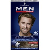 Men Perfect - Coloration - Natur Mittelbraun Tönungs-Gel