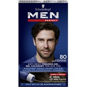 Men Perfect - Coloration - Natur Schwarzbraun Tönungs-Gel