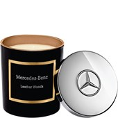 Mercedes Benz Perfume - Candles - Leather Woods