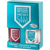 Micro Cell - Nagelpflege - Shellfix Resistant Gel Finish
