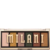 Milani - Lidschatten - Eyes Most Wanted Palettes