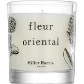 Miller Harris - Fleur Oriental - Stearinlys med duft