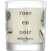 Miller Harris - Rose En Noir - Stearinlys med duft