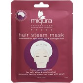 Miqura - Kolekcja Premium Mask - Hair Steam Mask