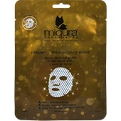 Miqura - Kolekcja Premium Mask - Preparty Moisturizing Mask with Glitter