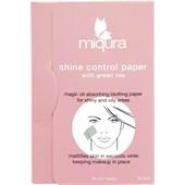 Miqura - Kolekcja Premium Mask - Shine Control Paper
