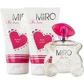 Miro - In Love - Set de regalo