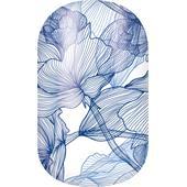 Miss Sophie's - Folha de alumínio para unhas - Nail Wraps Baby Blush