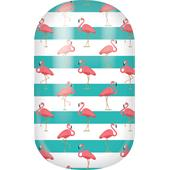 Miss Sophie's - Láminas para uñas - Nail Wraps Fancy Flamingo